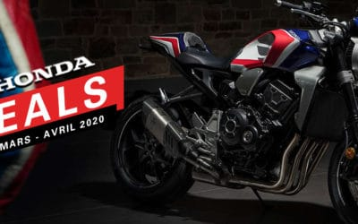 Honda Deals 2020