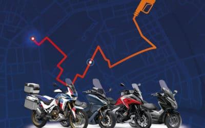 Honda : Actions mobilité septembre -octobre 2021
